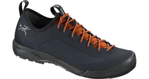 Arc'teryx M's Acrux SL Approach Shoes Deep Dusk Arc/Dark Flame